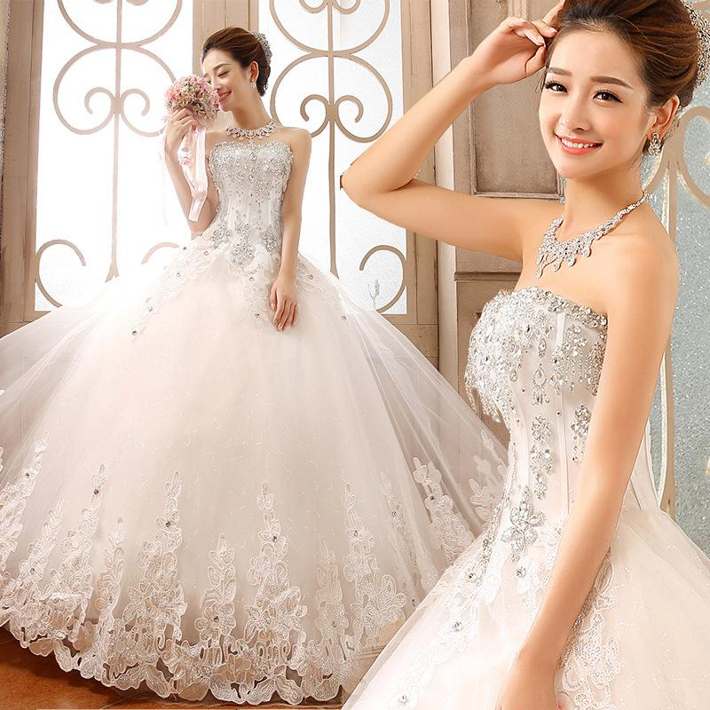 c88db9ae47ff Awesome Latest Wedding Gowns Design Images - Top Wedding Gowns ...