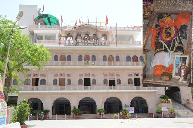 खोले के हनुमान जी मंदिर के बारे में About Khole Ke Hanuman Ji Temple