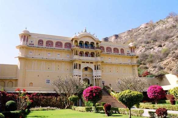 सामोद पैलेस के बारे में About Samode Palace