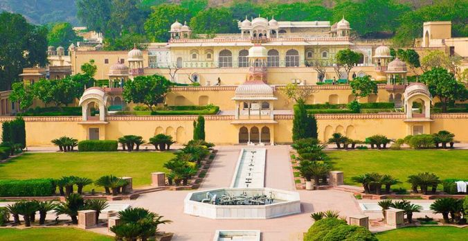 सिसोदिया रानी गार्डन About Sisodia Rani Garden