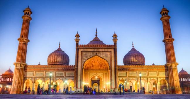 जामा मस्जिद के बारे में About Jama Masjid