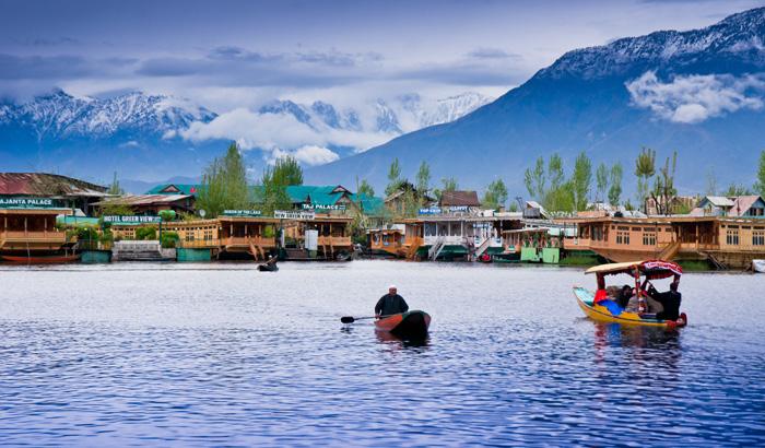डल झील के बारे में About Dal Lake in Hindi