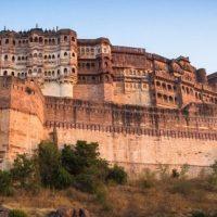 मेहरानगढ़ किले के बारे में About Mehrangarh Fort