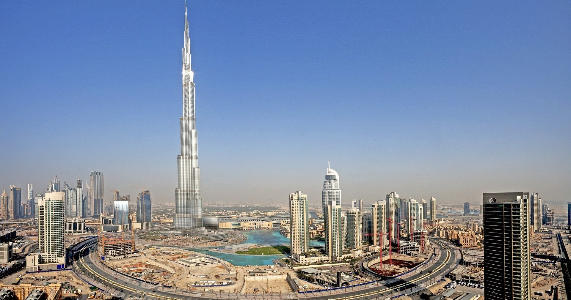 दुनिया की सबसे ऊंची इमारत बुर्ज खलीफा के बारे में About World Highest Building Burj Khalifa
