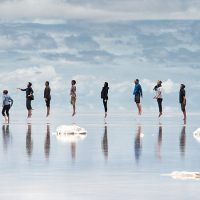 Salar de Uyuni One of the World's Largest Mirrors