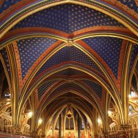 Saint-Chapelle stands at the very heart of Paris