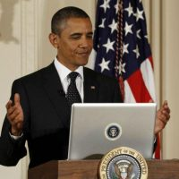 obama launches obama.org