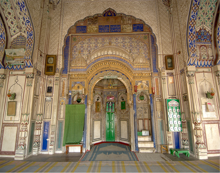 Sunehri Kothi is a magnificent hall in the city of Tonk