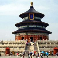 The largest building in Temple of Heaven
