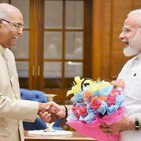India get its 14th president ramnath kovind