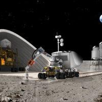 Japan will build a robotic moon base