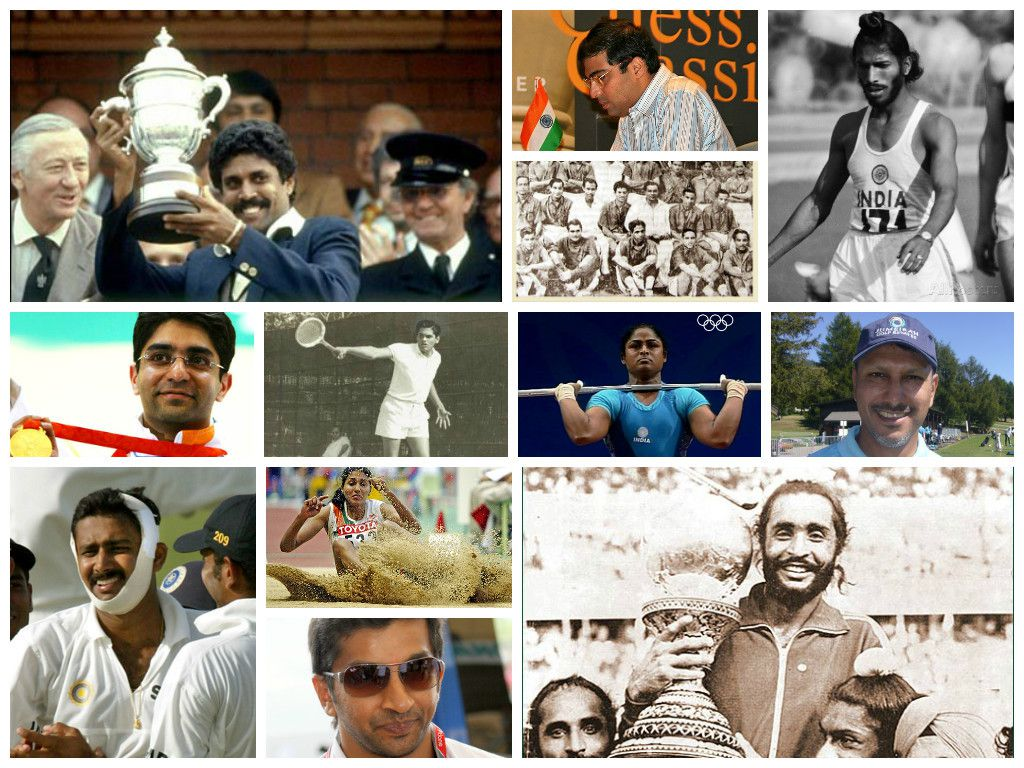 amazing history of sports in india