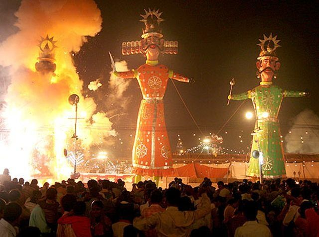 History of Dussehra in Hindi