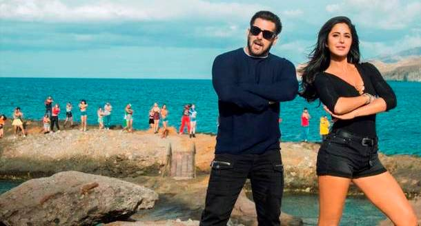 Swag se swagat song out tiger zinda hai