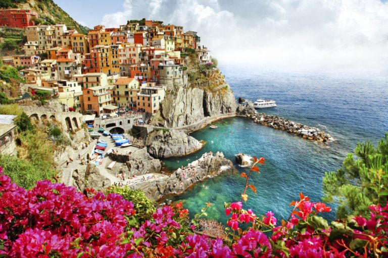 Cinque Terre National Park first national park in italy