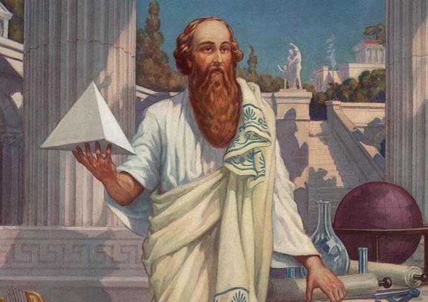 पायथोगोरस गणितज्ञ की जीवनी in hindi