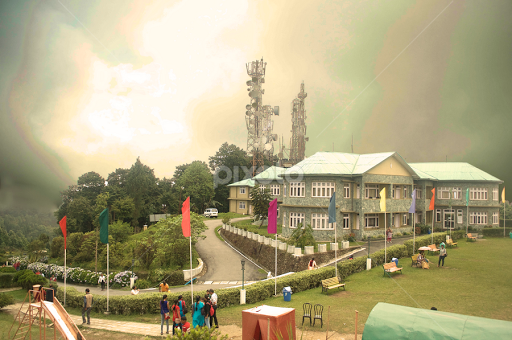 Deolo Hill is a popular picnic spot in Kalimpong