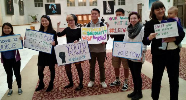 Why The Youth Should Be Excited In Politics