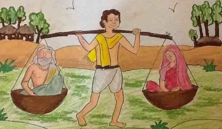 नालायक बेटा – Nalayak Beta Sweet Hindi Kavita