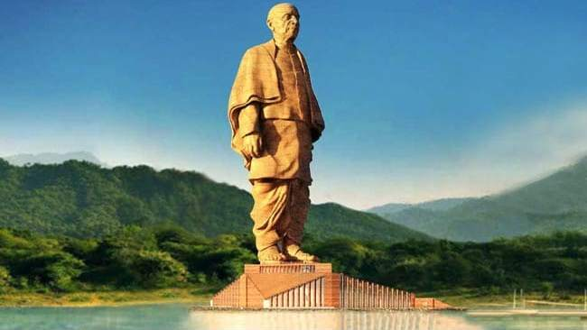 Amazing Facts About Statue of Unity India in Hindi