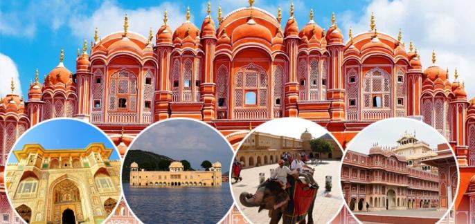 जयपुर के प्रसिद्ध पर्यटन स्थान – Top Tourist Places to Visit in Jaipur