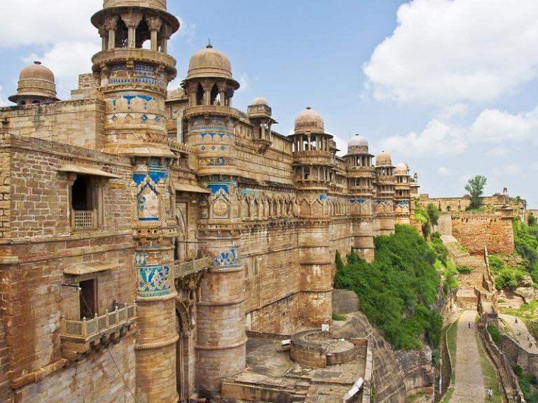 ग्वालियर किले के बारे में About Gwalior Fort in Hindi