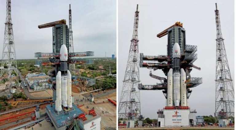 भारत का दूसरा चंद्र अभियान चंद्रयान -2 India's Second Moon Mission Chandrayaan in Hindi