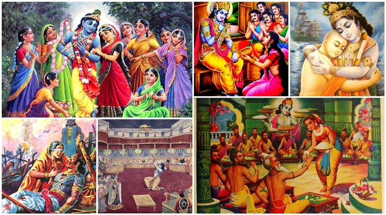 भगवान श्रीकृष्ण की जीवनी Biography of Lord Shri Krishna in Hindi