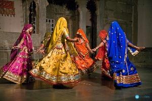 Rajasthan Dance Ghoomar - राजस्थान राज्य का नृत्य घूमर