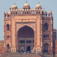 बुलंद दरवाजा दुनिया का सबसे ऊंचा दरवाज़ा Buland Darwaza is the highest gateway in the world