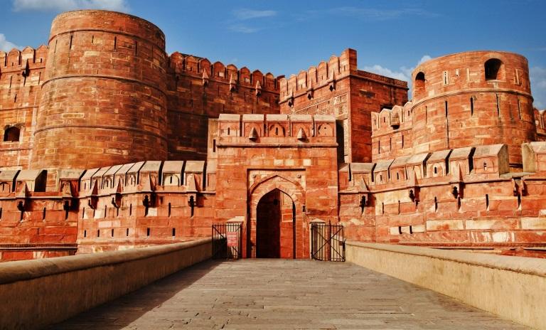 आगरा के किले का इतिहास Histroy of Agra Fort in Hindi