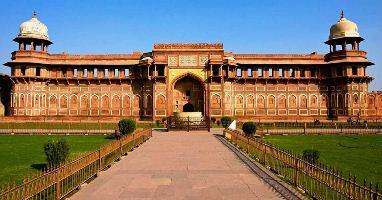 जहाँगीर महल आगरा किला - Jahangir Mahal Agra Fort