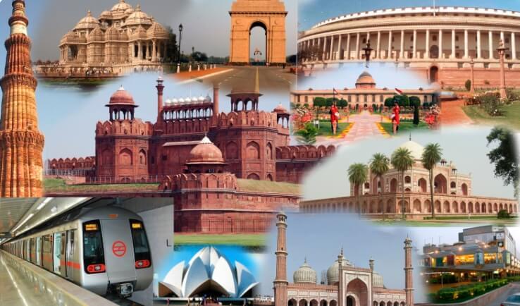 भारतीय शहरों के पुराने और नए नाम Old and new names of Indian cities