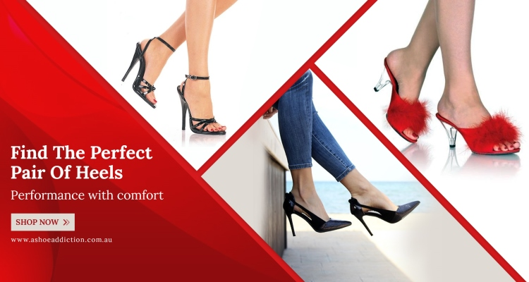 How To Find The Perfect Pair Of Heels?