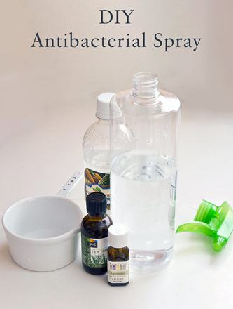 Antibacterial Spray for Room