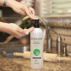 Biosilk Moisturizing Hand Sanitizer