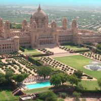उम्मेद भवन महल जोधपुर के बारे में About Umaid Bhawan Palace Jodhpur In Hindi
