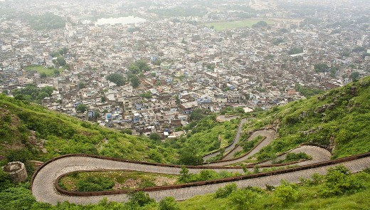 About Nahargarh Fort