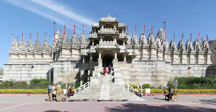 रणकपुर जैन मंदिर के बारे में About Ranakpur Jain Temple