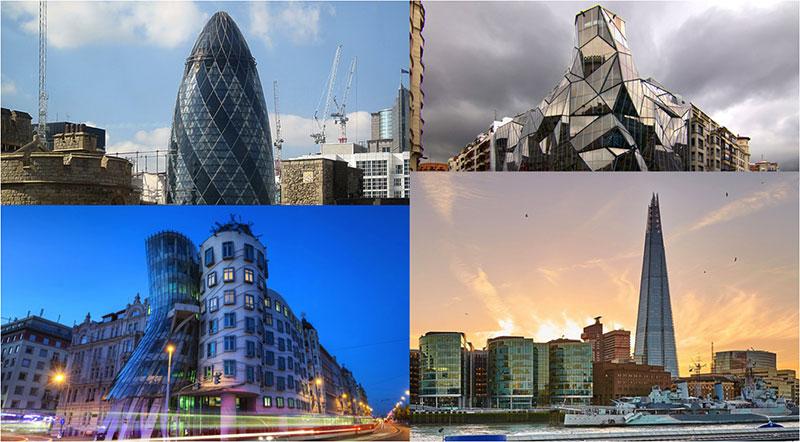 दुनिया की खूबसूरत ग्लास इमारते  Most Beautiful Glass Buildings