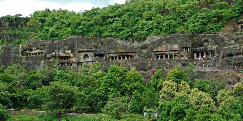 अजंता की गुफाए  Ajanta Caves