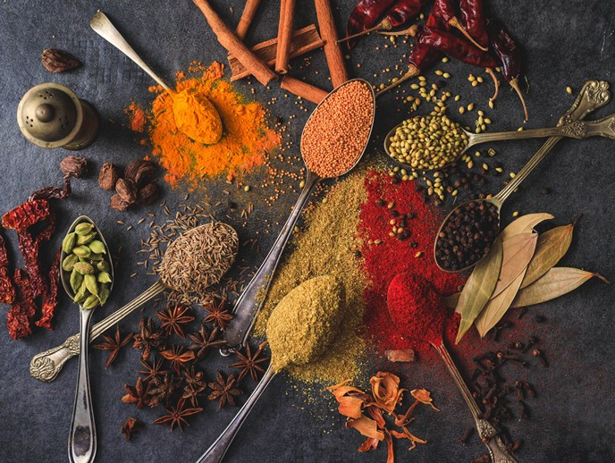 भारतीय मसालों के नाम Name of Indian Spices in Hindi or English