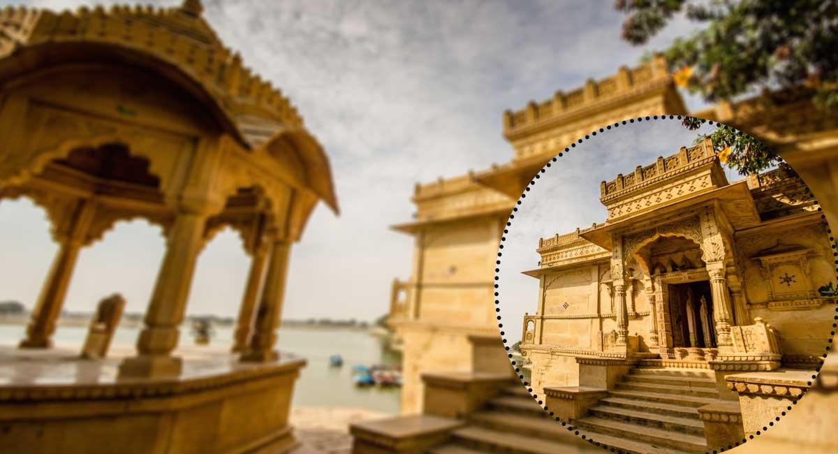 Jaisalmer – The Golden City of Desert State